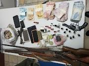 Polícia Civil apreende três pessoas com armas e drogas em Joselândia
