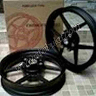 Photos Velg CHEMCO Palang Y NEW MEGAPRO, CB150R