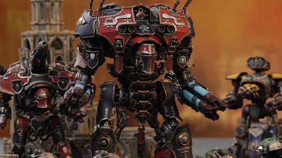 titan warmaster