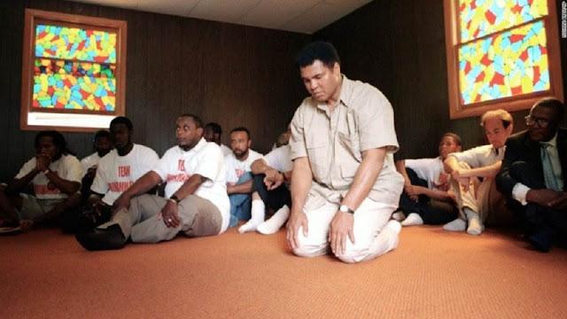 Hormati Sosok Petinju Legendaris, Negara Ini Akan Bangun Masjid Bernama 'Muhammad Ali'