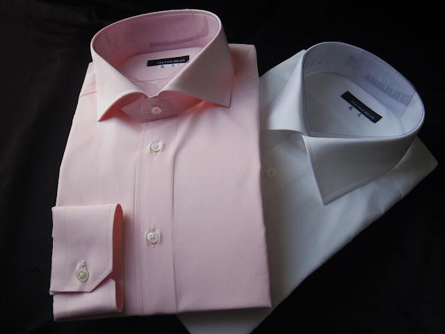 伊勢丹のオーダーワイシャツ