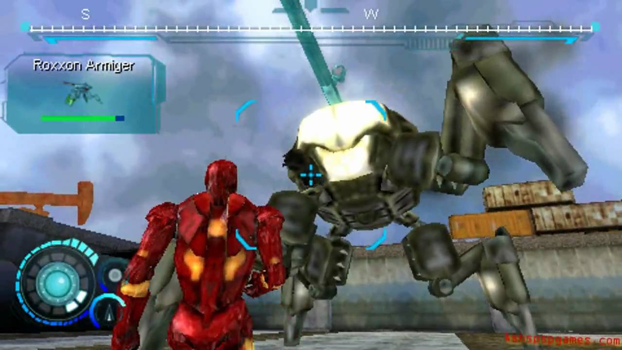 Iron Man 2 Free Download Full PC Game