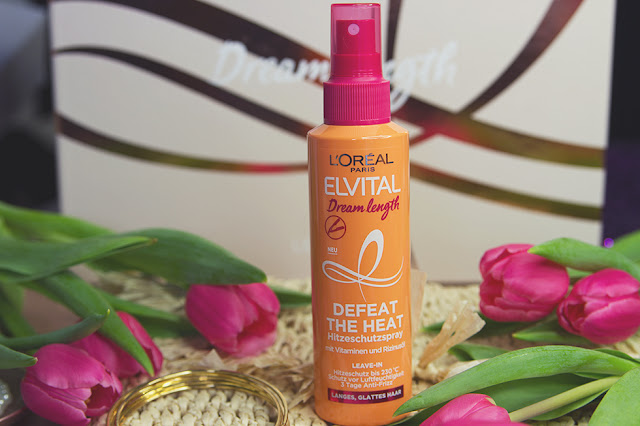 Dream Length Defeat the Heat Hitzeschutzspray