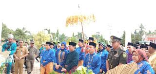 Rapat Paripurna HUT Ke-71 Batanghari Digelar Di Gedung DPRD Kabupaten Batanghari