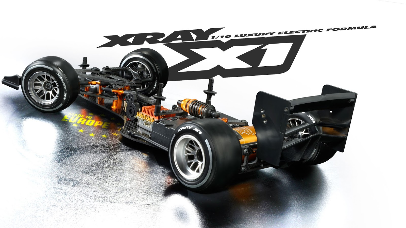 xray x1 2016 f1 pictures and info the rc racer. Black Bedroom Furniture Sets. Home Design Ideas