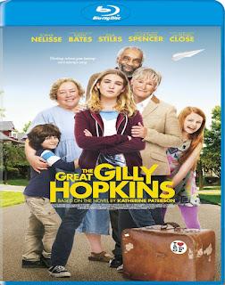 La Gran Gilly Hopkins [BD25] *Con Audio Latino