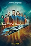 The Orville Crew Publicity Art