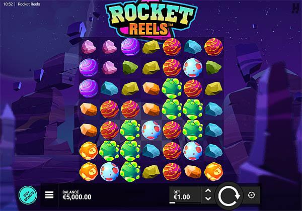 Main Gratis Slot Indonesia - Rocket Reels Hackshaw Gaming