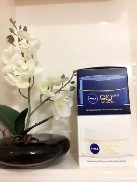 NIVEA Q10 PLUS - Giúp làn da luôn tươi sáng và chống nhăn