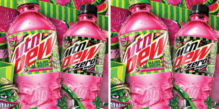 Mountain Dew Reveals A New Flavor