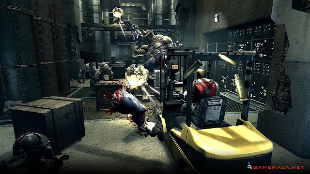 Duke Nukem Forever Gameplay Screenshot 2