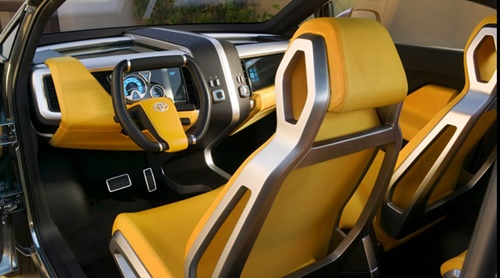 2016 Toyota A-BAT The Best Big Truck Fierce Concept