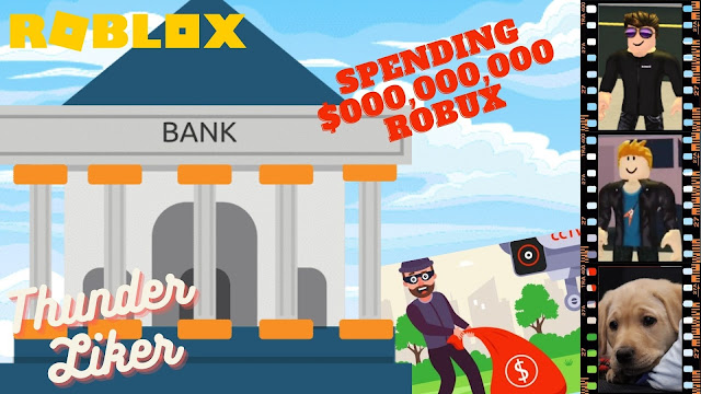 Succeed Robbing a Bank in Roblox