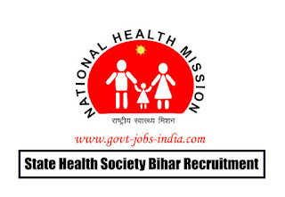State Health Society Bihar CHO Recruitment 2020