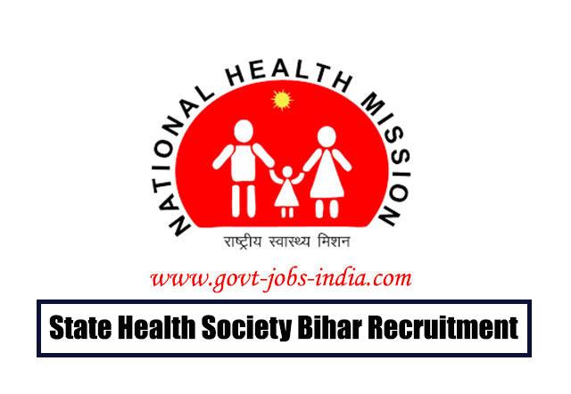 State Health Society Bihar CHO Recruitment 2020 – 1050 Community Health Officer (CHO) Sarkari Job Vacancy – Last Date 14 July 2020