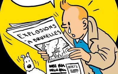 #JE NE SUIS BRUXELLES