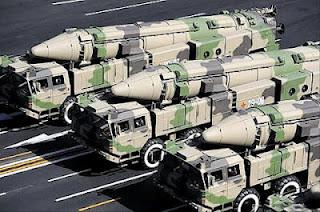 la proxima guerra misiles dong feng china egipto