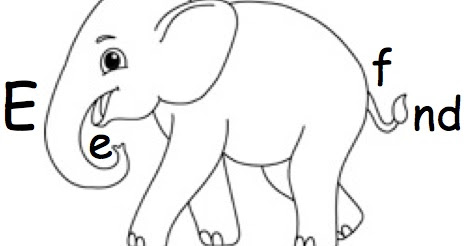 Easter Egg Hunt - May 26 - For Elephants and Kids!