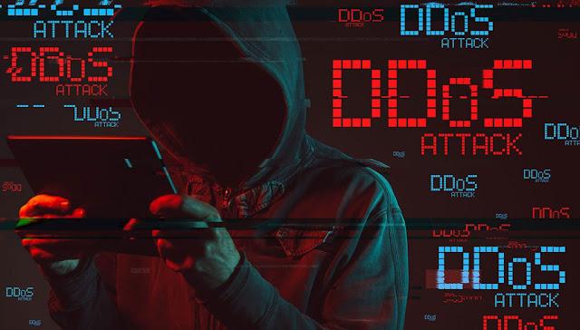 Dampak Serangan DDOS Attack Pada Website