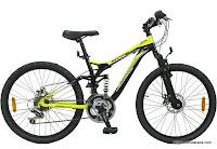 Sepeda Gunung WIMCYCLE MAXXIS DX 24 Inci