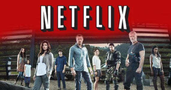 Terra Nova Netflix