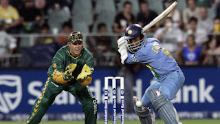 South Africa vs India Only T20I 2006 Highlights