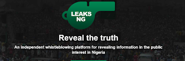 How Leaks.ng Is Helping Nigerians Reveal the Truth and WhistleBlow Crimes