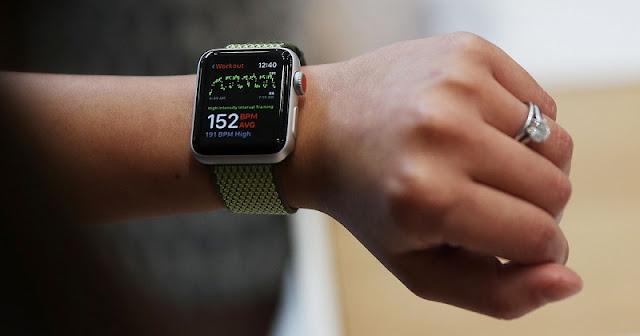 Comprar Apple Watch na Califórnia