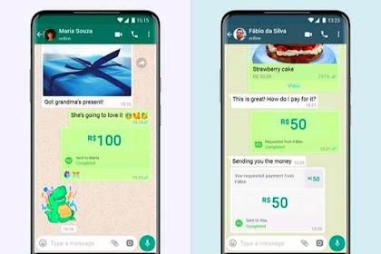 Cara Melakukan Pembayaran Facebook Pay di Whatsaap
