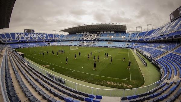 Málaga, la fase de ascenso está a ocho puntos