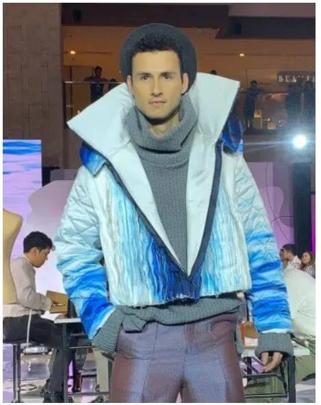 Epson's Digital Textile Printing Featured in ICEFAD Fashion Show