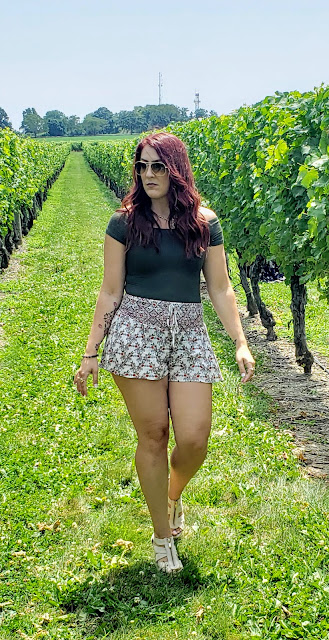 OOTD: Newport Vineyards