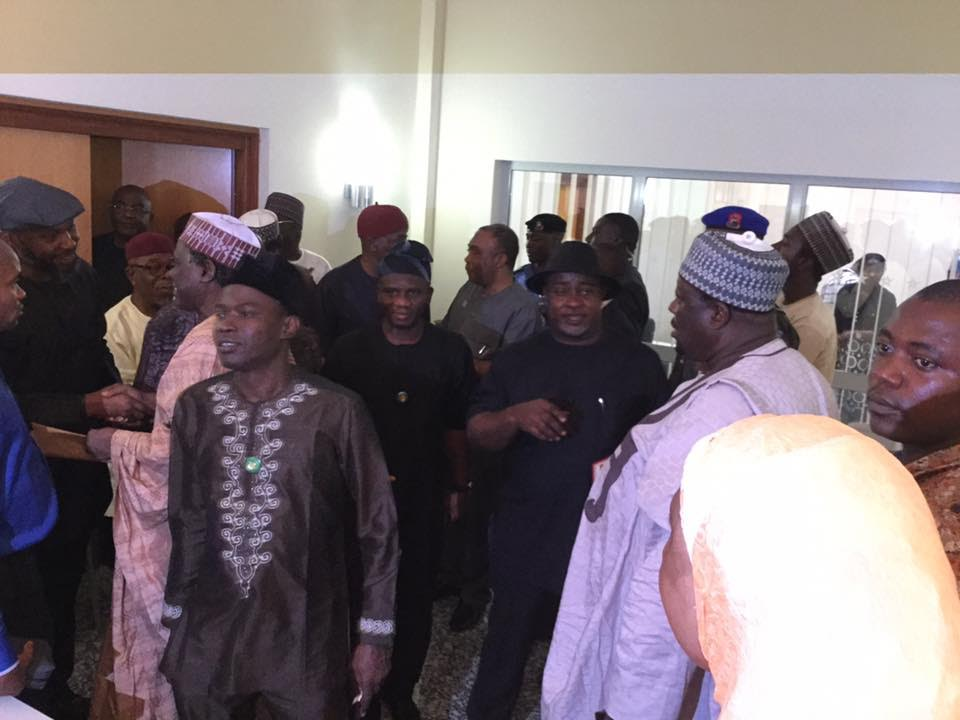 ... Photos: PDP national caucus rejects Edo Governorship election result