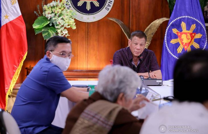Duterte approves limited face-to-face classes in low-risk MGCQ areas