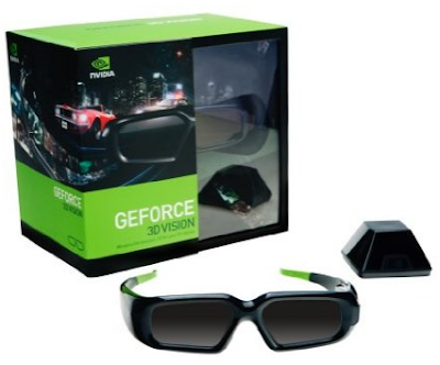 nVidia GeForce 3D Vision Kit