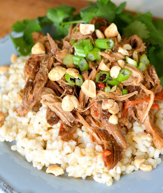 receta de cerdo tailandes