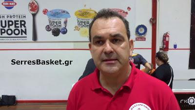 Οι προπονητές των Σερραϊκών ομάδων της Γ΄ Εθνικής μιλούν για το μεταξύ τους ντέρμπι της πρεμιέρας: Κοκολιός: «Καλή κλήρωση για εμάς»- Κακιούζης: «Καλύτερα που θα γίνει νωρίς το ντέρμπι»