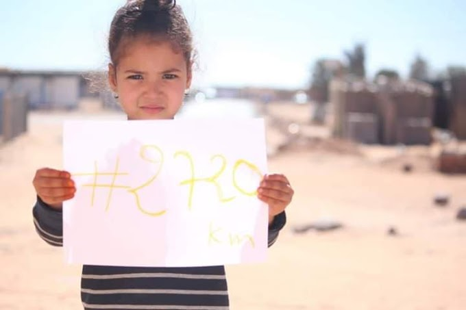 Sáhara Occidental | Un largo exilio, un eterno olvido
