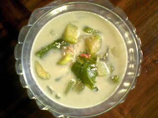 Resep Masakan Sayur Lodeh Khas Sunda dan Jawa – Bahan Terong, Labu Siam, Nangka Muda Tewel