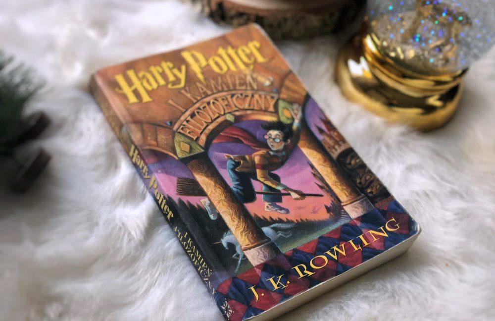 Harry Potter i kamień filozficzny książka 2021