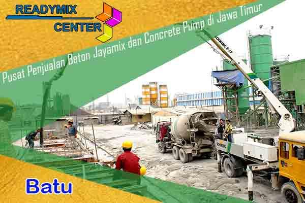 jayamix batu, cor beton jayamix batu, beton jayamix batu