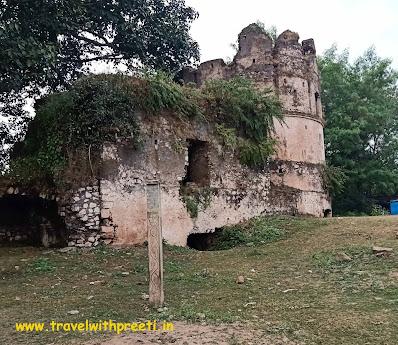 मंडला का किला - Mandla Fort | Mandla ka kila | मंडला का दर्शनीय स्थल