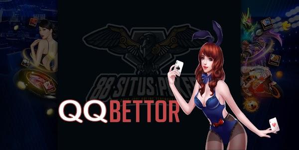 QQBettor  Situs Judi Slot Online, Live Casino, Bandar Bola & Tembak Ikan