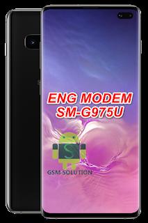 Samsung S10 Plus SM-G975U U2 Eng Modem File-Firmware Download