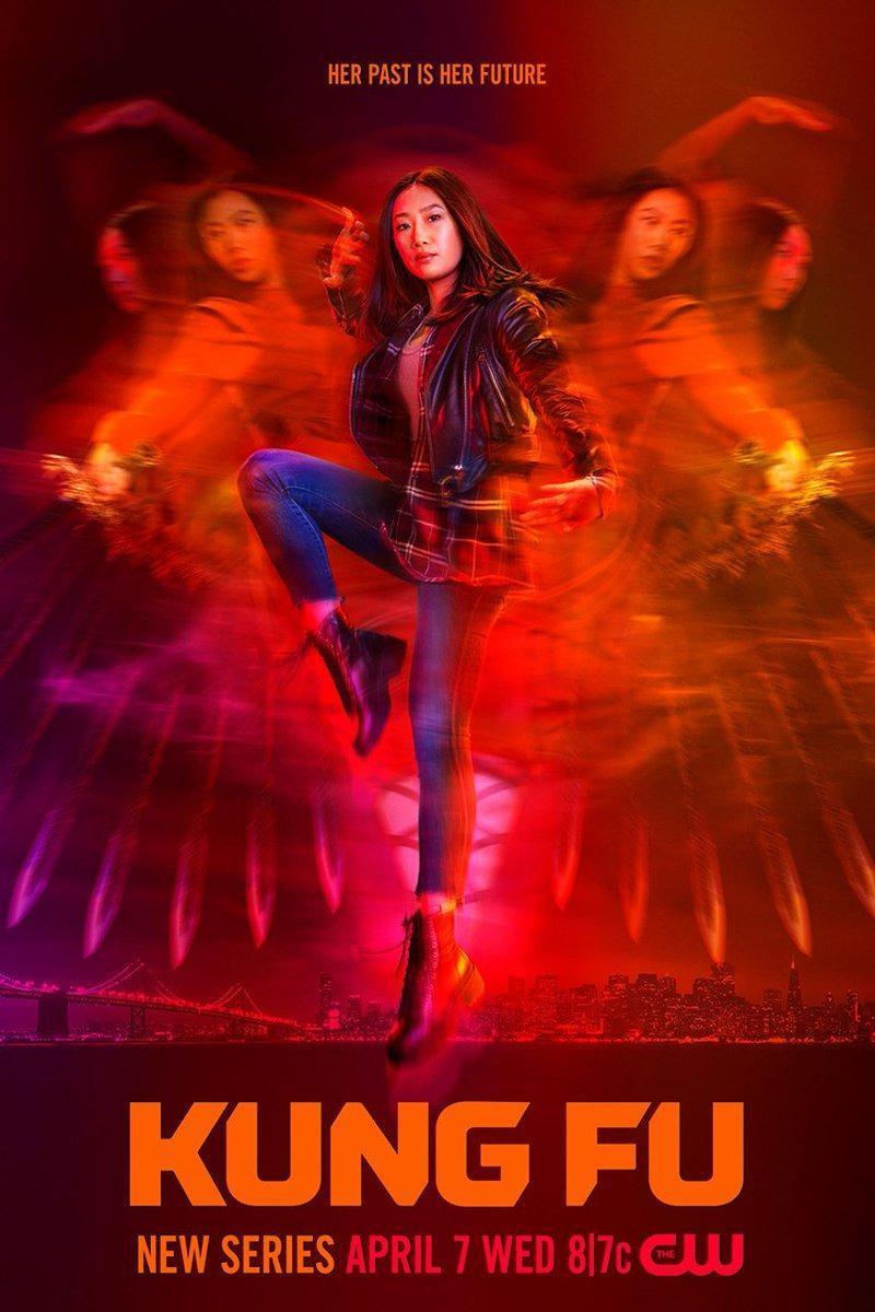 Kung Fu Temporada 1 Completa 720p Dual Latino/Ingles