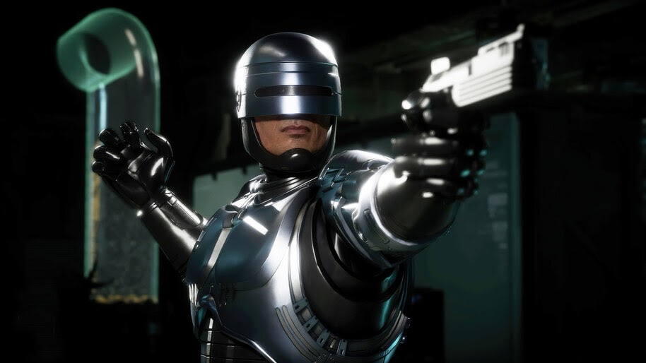 RoboCop, Mortal Kombat 11, Aftermath, 4K, #3.1915