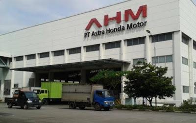 Informasi Rekrutmen Karyawan PT Astra Honda Motor (AHM) Posisi Driver Truck & Operator Produksi - Periode Mei - Desember 2020