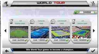 Game Tenis Lapangan