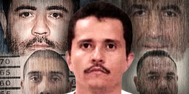 """""""El 85"""", El YY, El Árabe y El Tucán: los 4 hombres clave para El Mencho"""