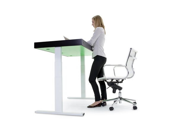 standing desk benefits and risks